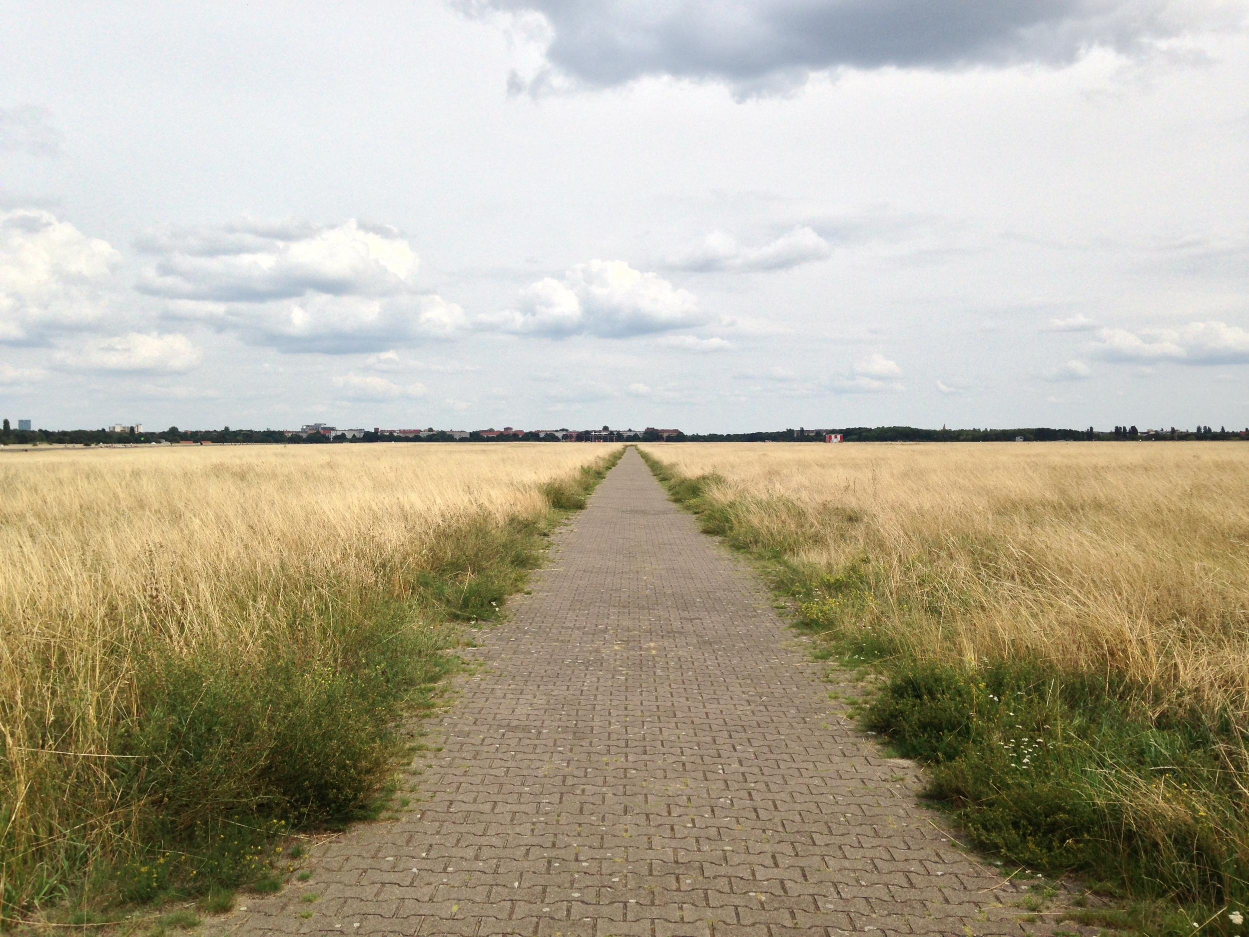 Tempelhofer Feld, 13.8.2014