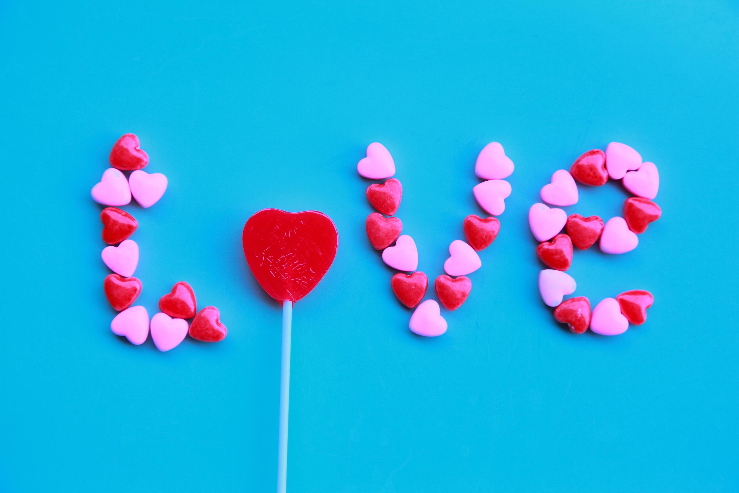Echte Liebe?  von Pink Sherbet Photography  (Flickr/CC)