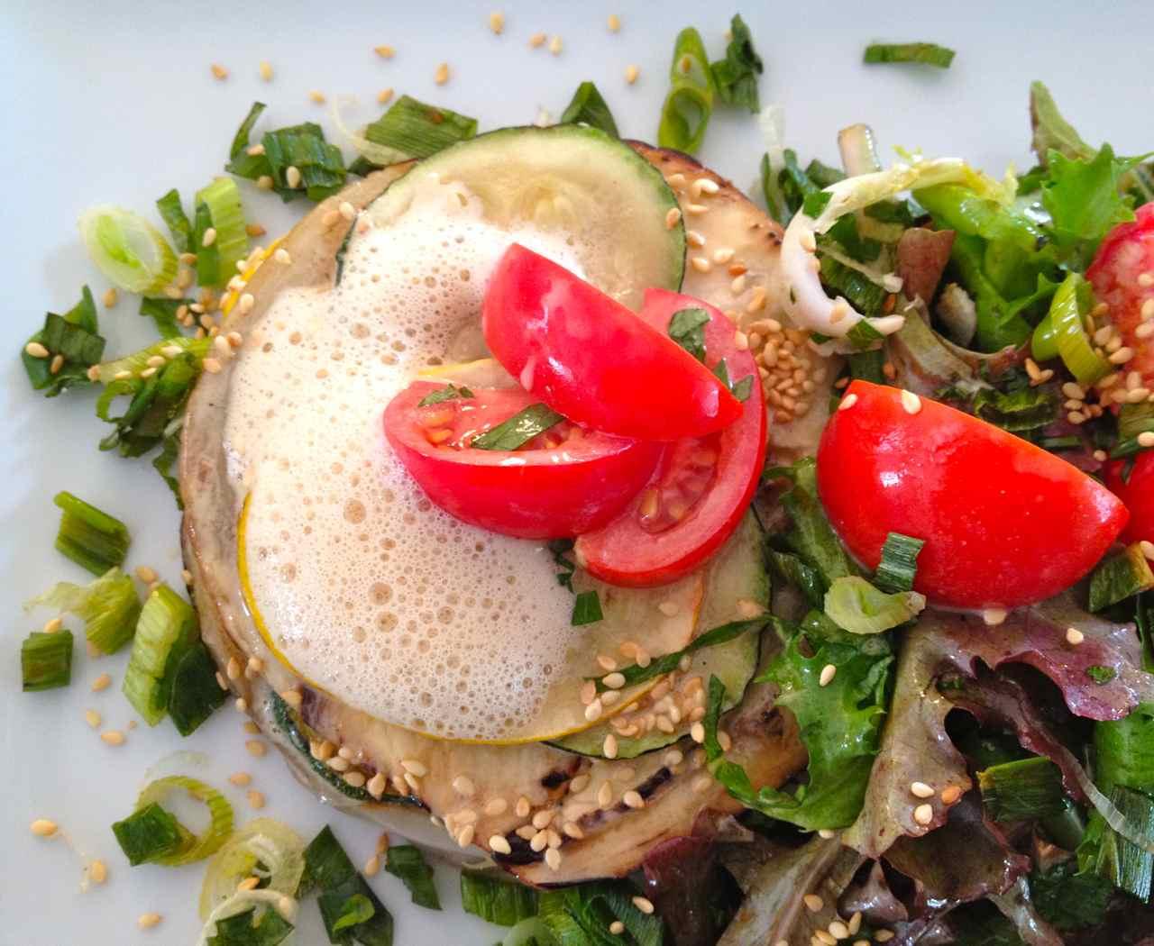 dinners - eggplant miso salad.jpg