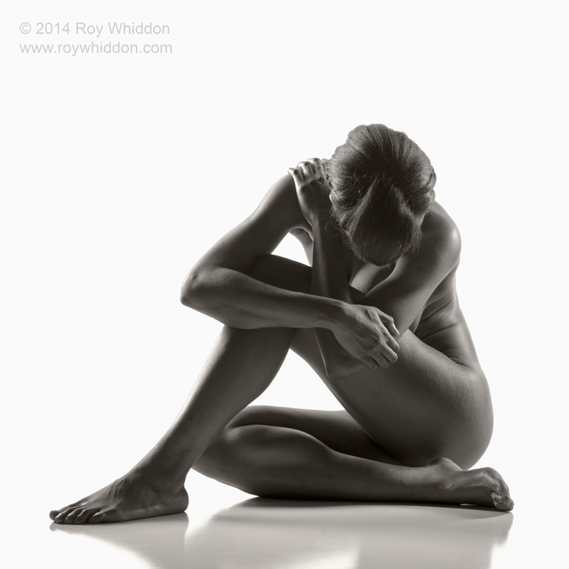 Figure on White I