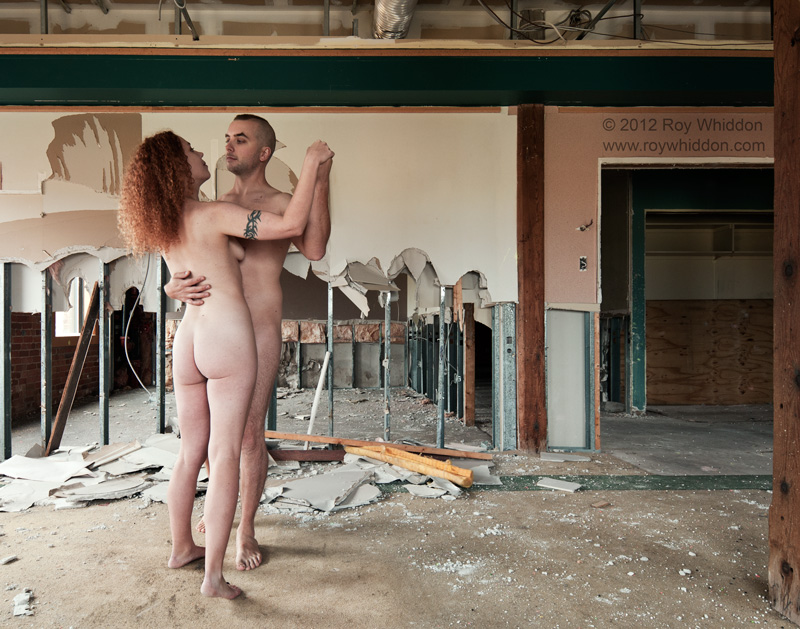 Slow Dancing in an Office Destroyed