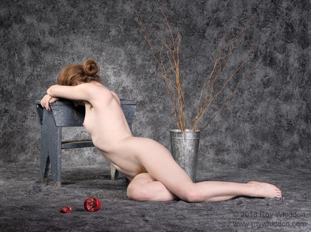 Persephone Dreams of Spring