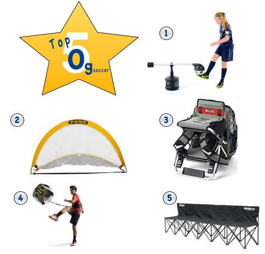 2015 soccer field equipment