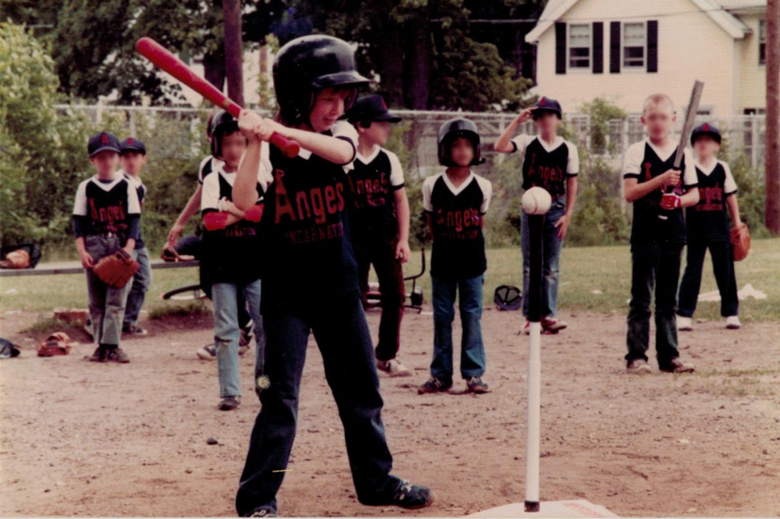 Sue Michaels - taken at the peak of her athletic career.