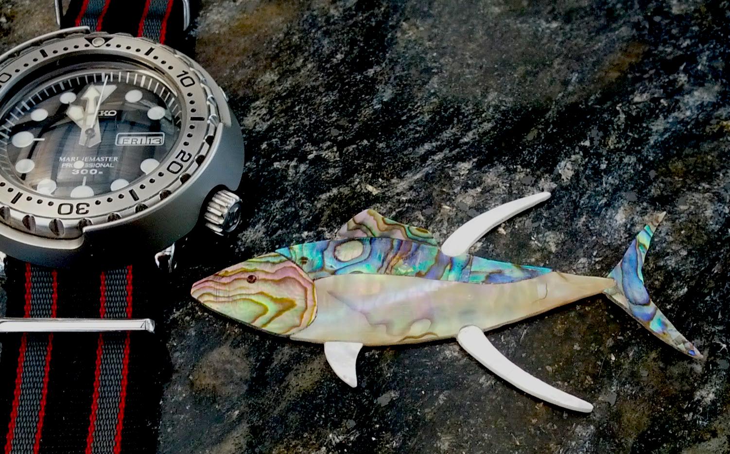 Tuna Inlays