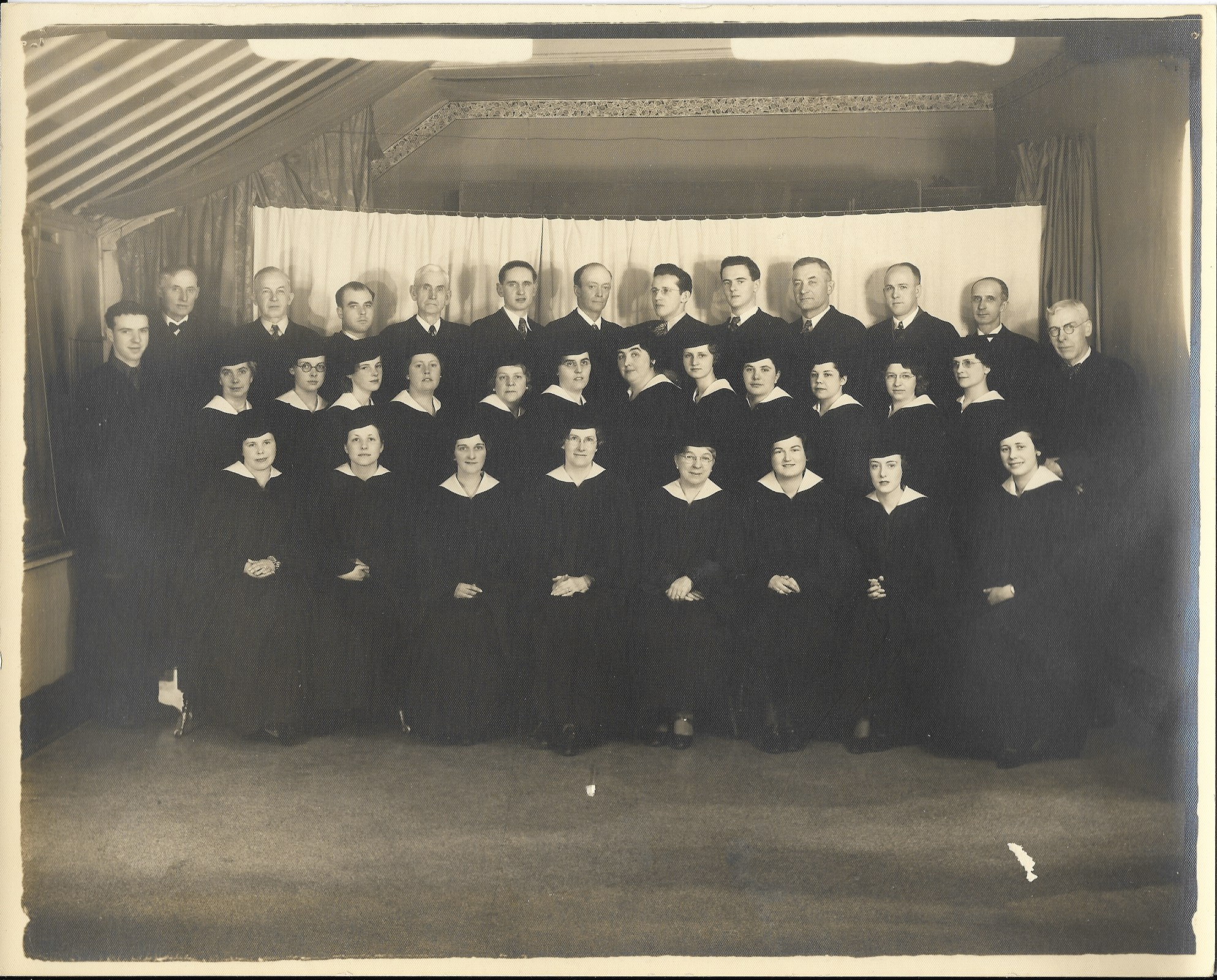 Knox Choir - 1931
