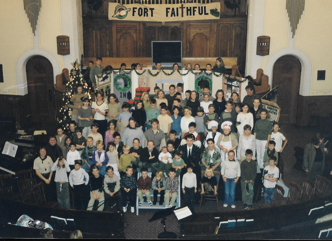 Operation Christmas Child - Dec. 15, 2002
