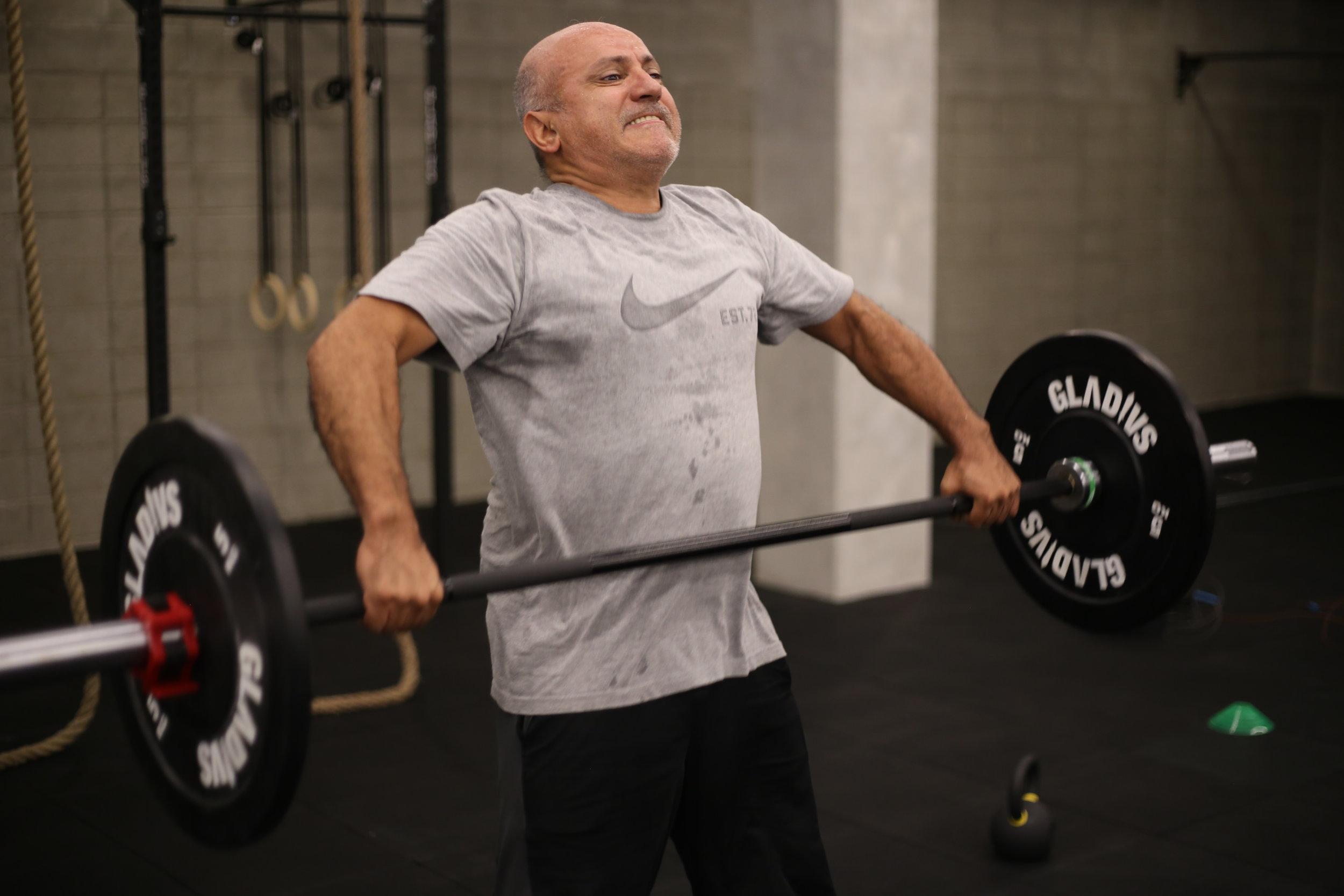 Independente de você ter o objetivo de se tornar um atleta de elite ou apenas buscar um melhor condicionamento ou corpo, nossa programação irá te atender.