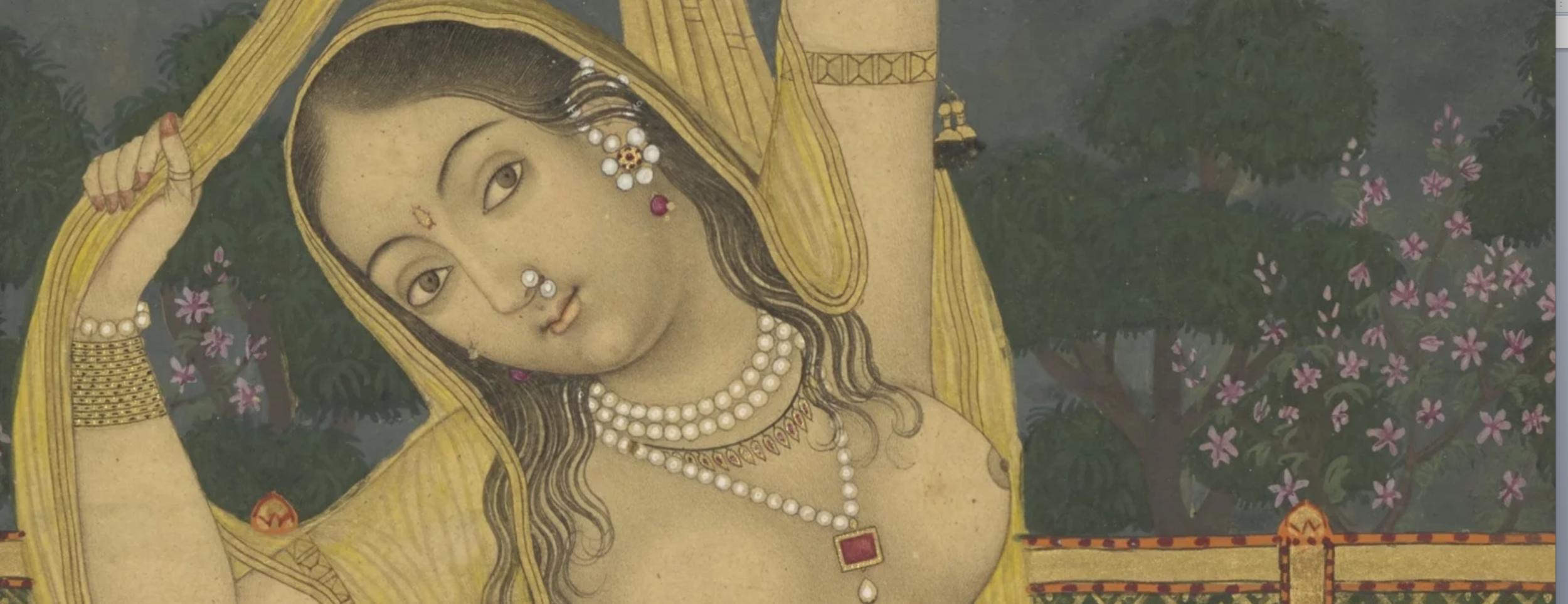 Splendours of the Subcontinent. Elena Odissi
