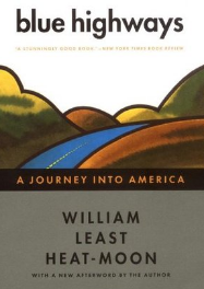 The key to good travel writing is accepting that the physical journey is never the real story. William Least Heat-Moon's Blue Highways demonstrates how you blend physical and metaphysical journeys.