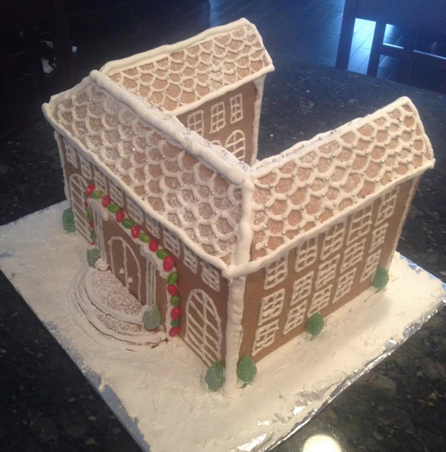Gingerbread Versailles