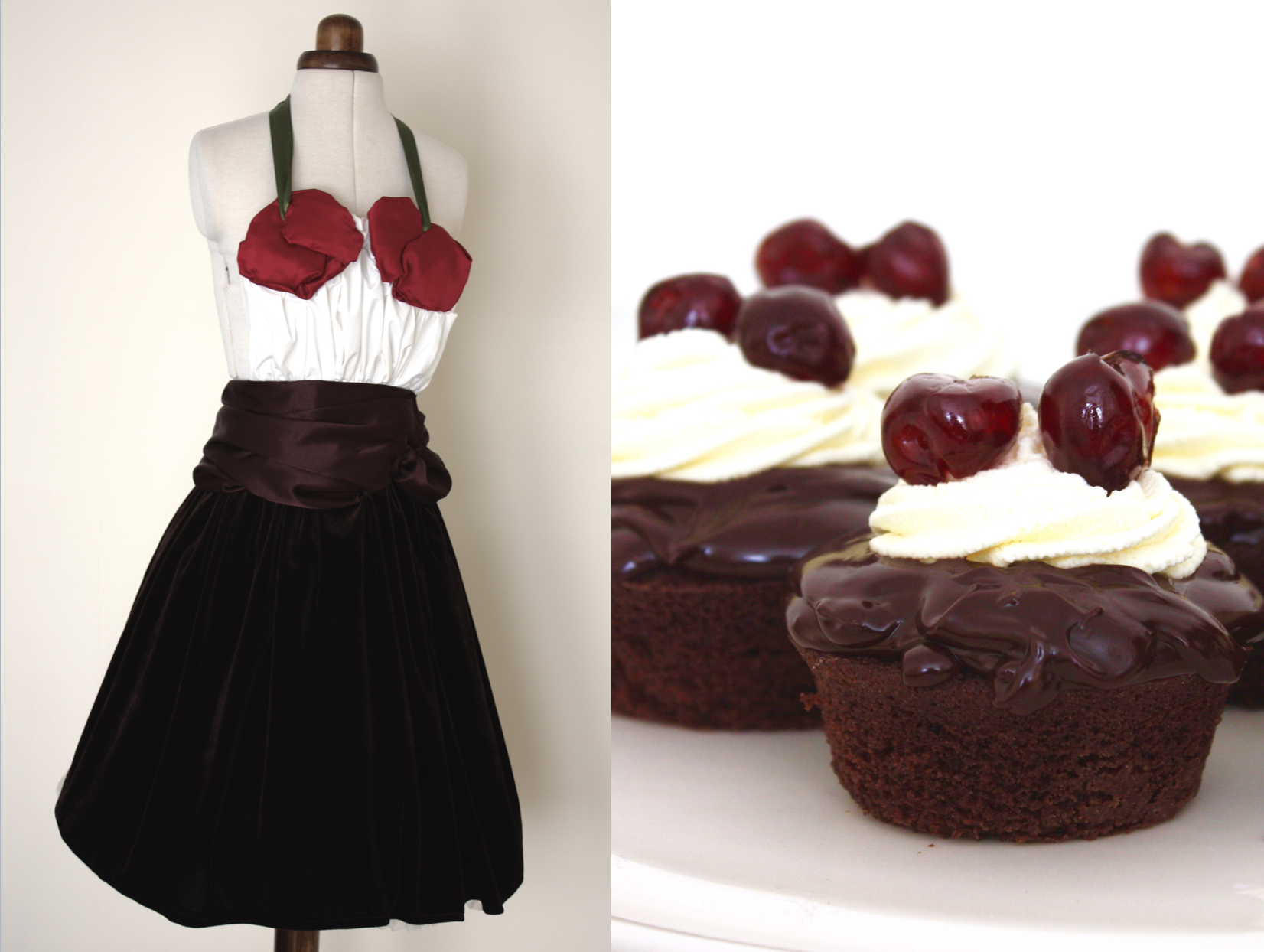 Velvety Black Forest Cake