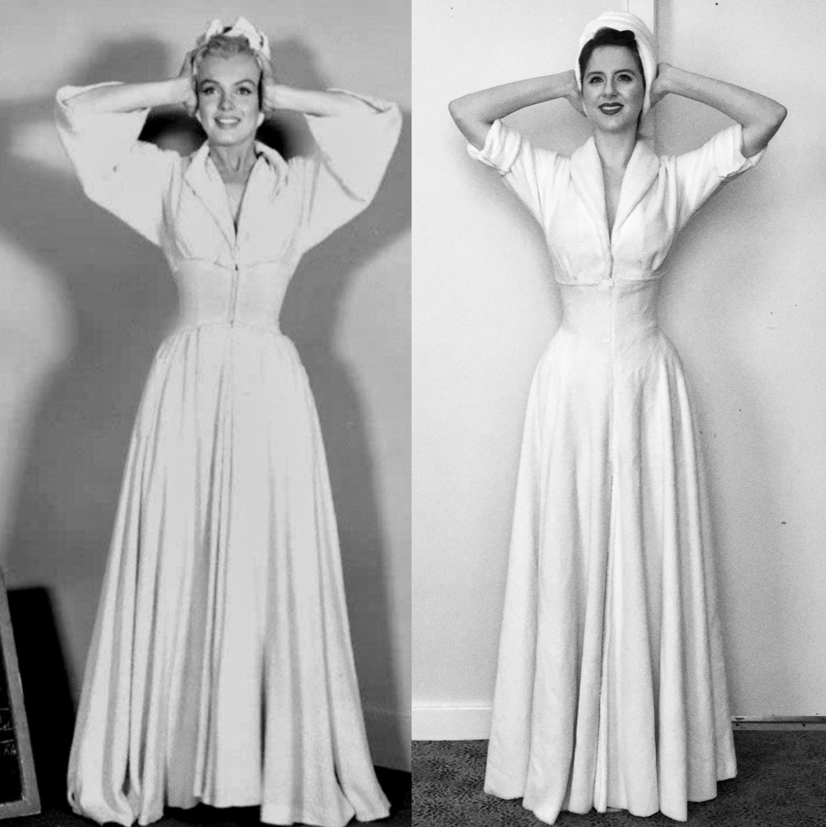 How to Marry a Millionaire Robe