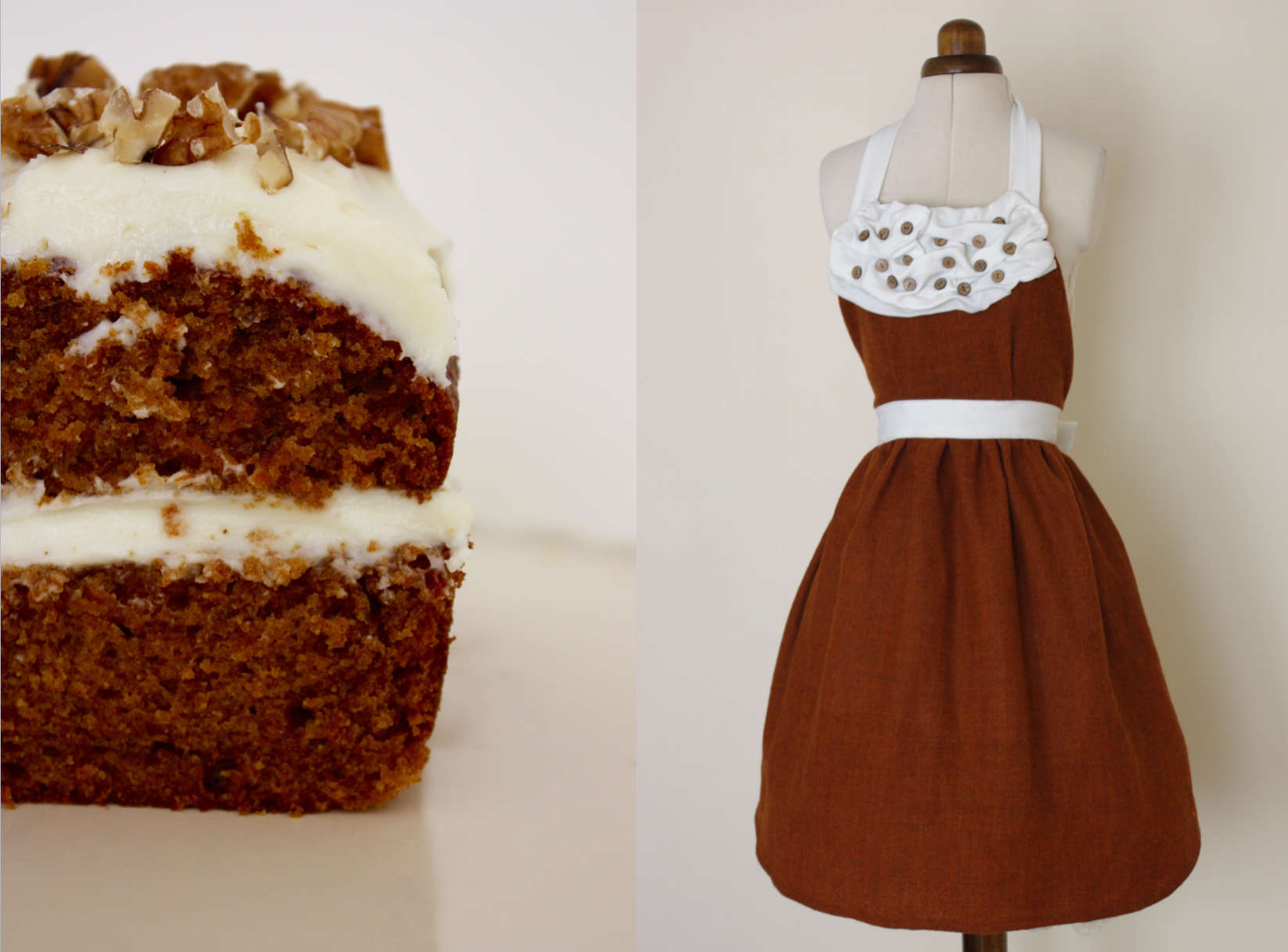 Tweed Carrot Cake