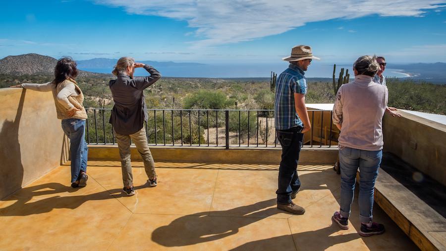 Vista Panoramica Bahia De La Ventana