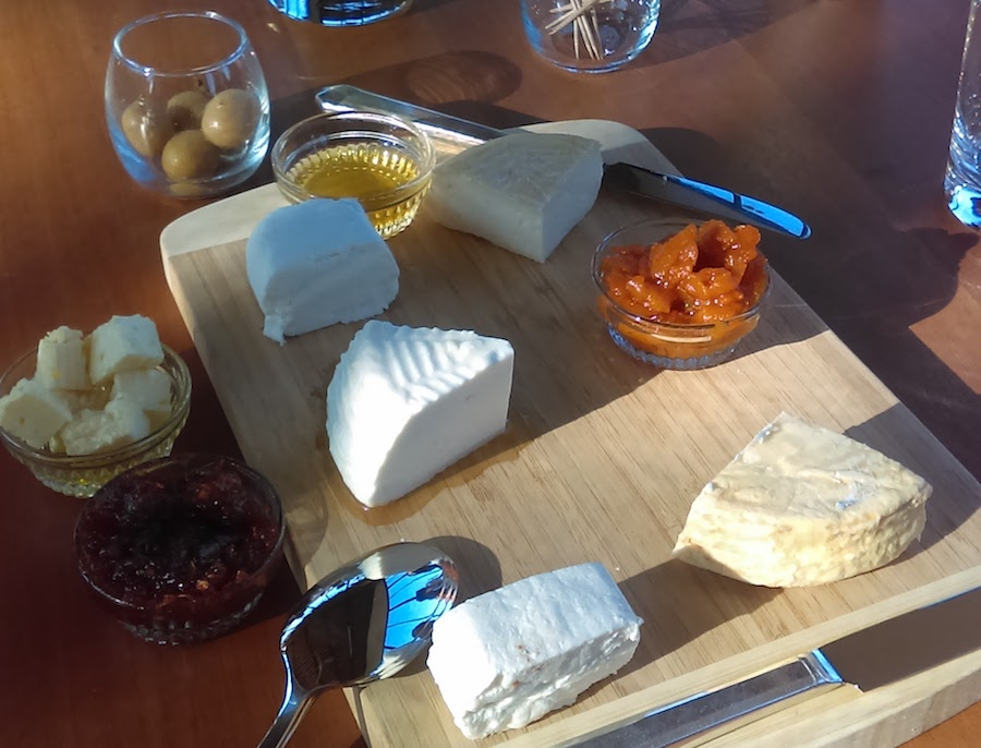 Wine & Cheese Tastings — Baja