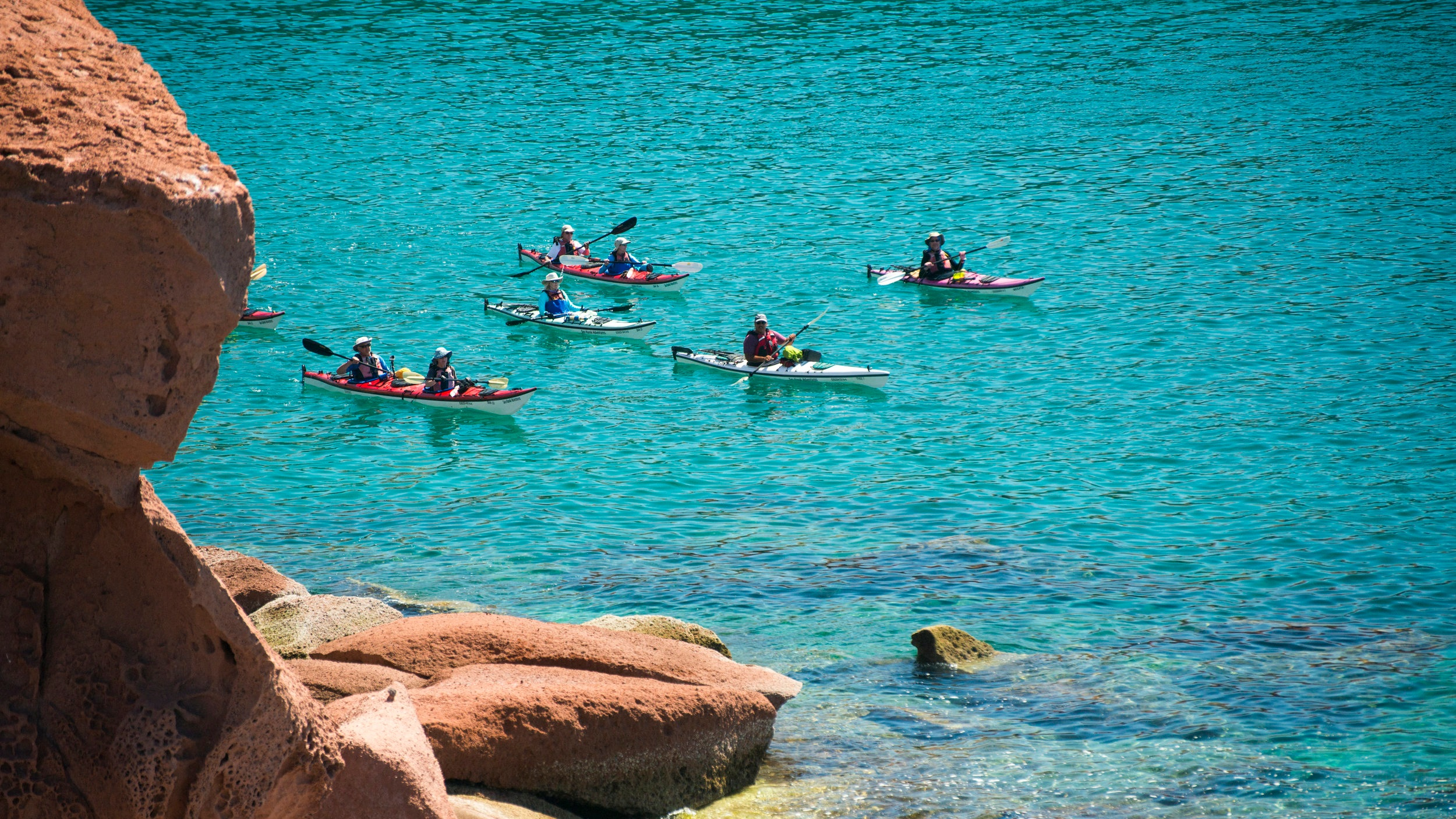 - BAJA MOUNTAIN & SEA ADVENTURE TOUR