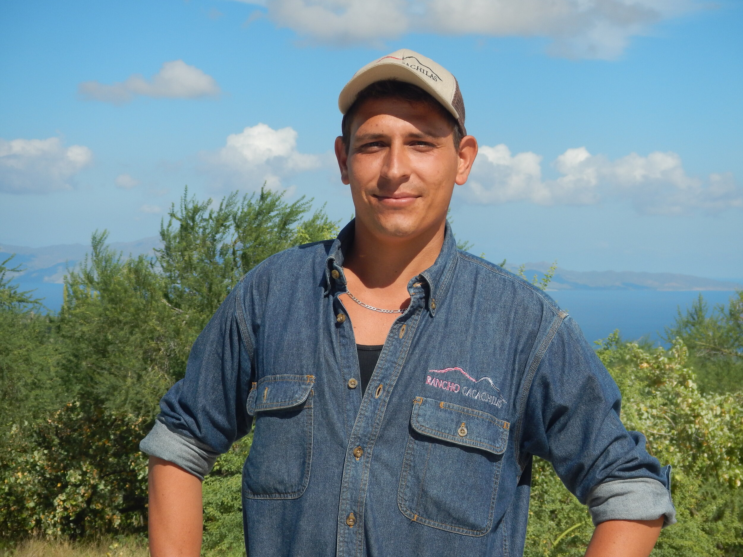 Alejandro Aviles Rieke   Alejandro is a young, enthusiastic Trail builder. He is a really strong team member and is always willing to work hard while on the field constructing trails.