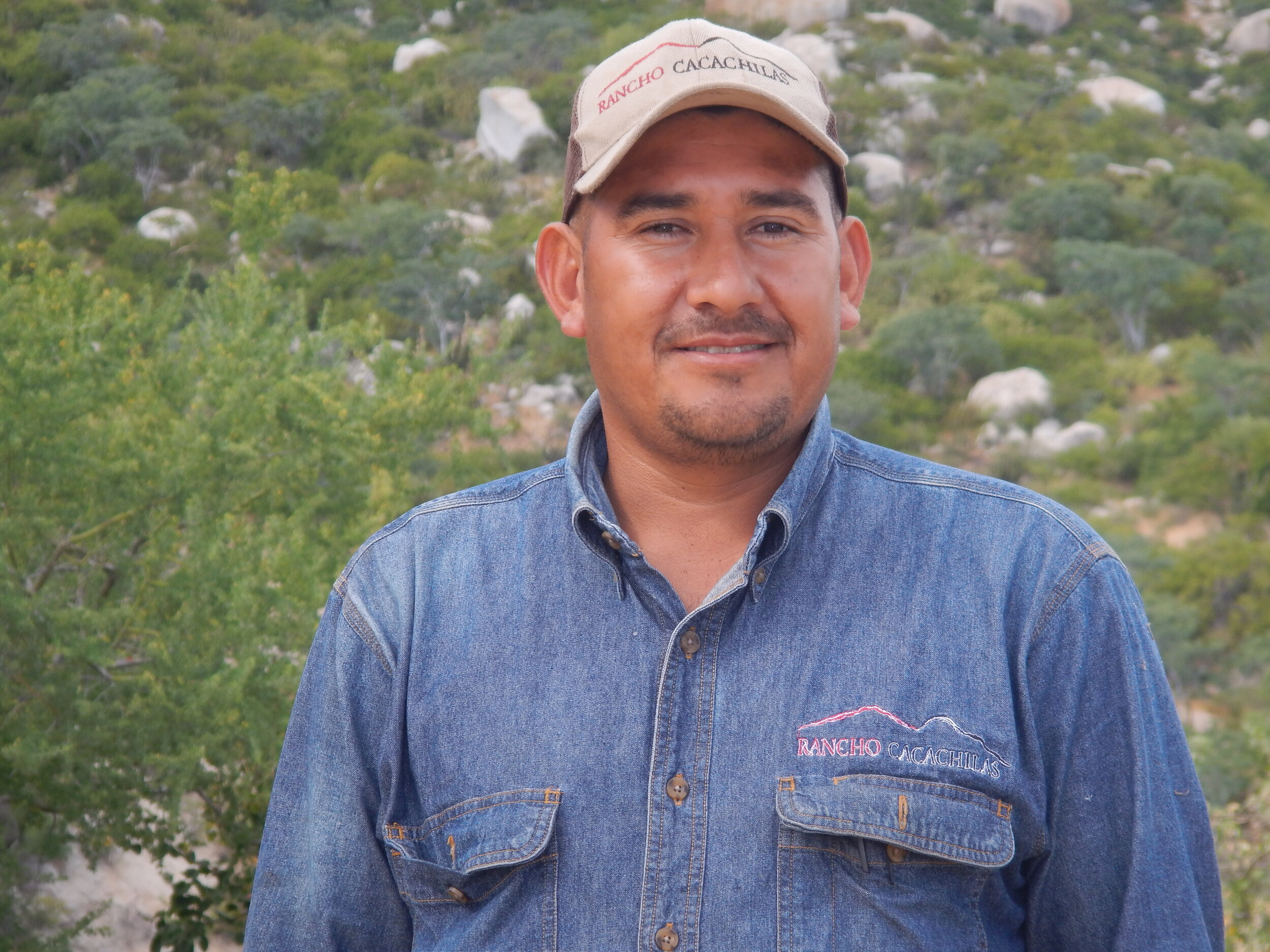Ismael Aviles   Ismael is responsible for the machinery maintenance and operation workshop, his skills, experience and knowledge make him a key person of our staff, he is in charge of welding, mechanics and maintenance of vehicles and machinery. He is also very skilled at solving any maintenance problem or any problem on the ranch, always available for any task, even participating in livestock grazing.