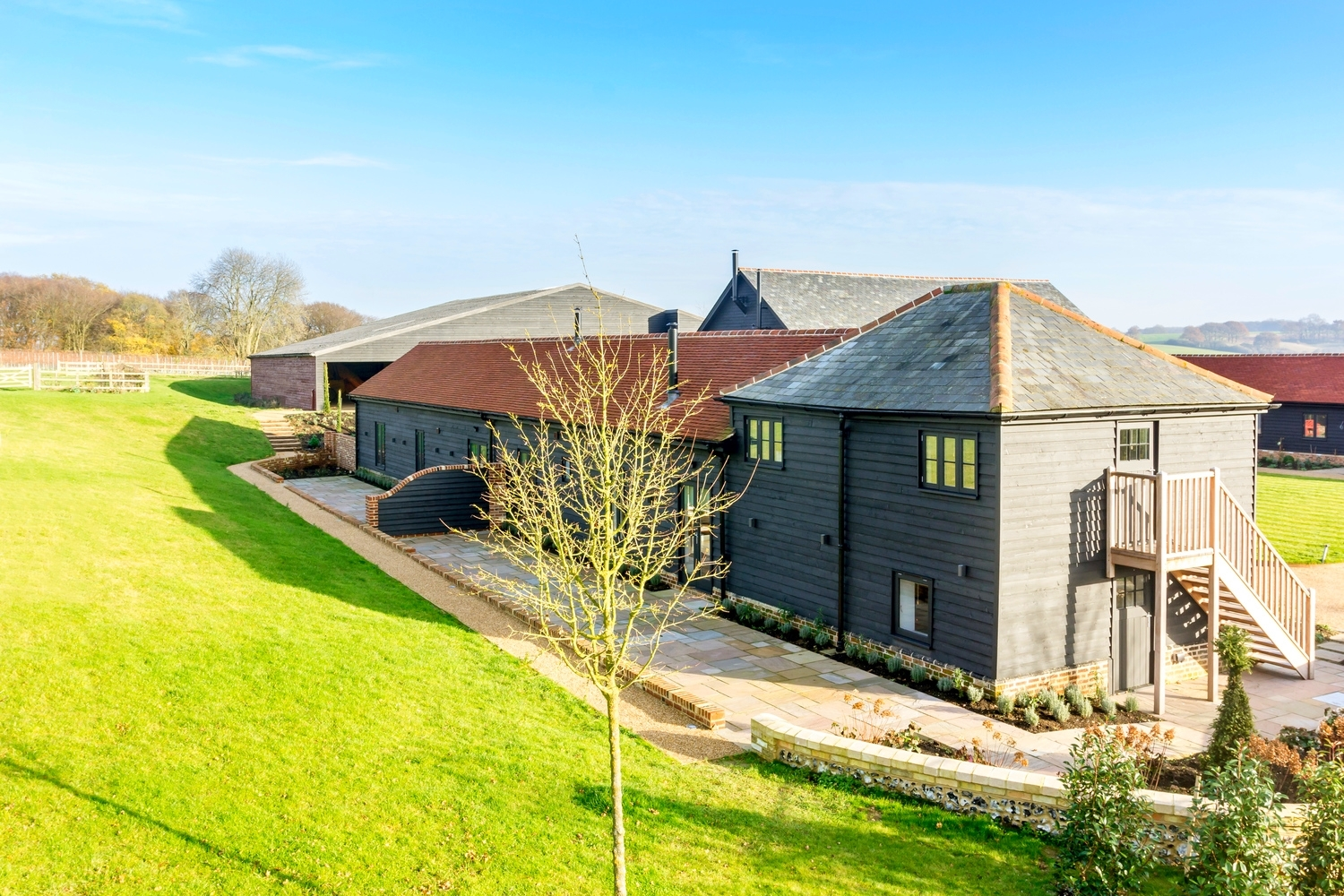 Lordship's Barns - Holiday homes in Hertfordshire