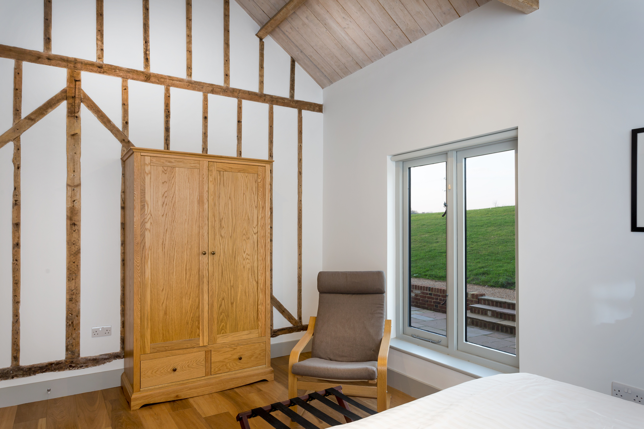 The Wagon House - Lordship's Barns - bed 2