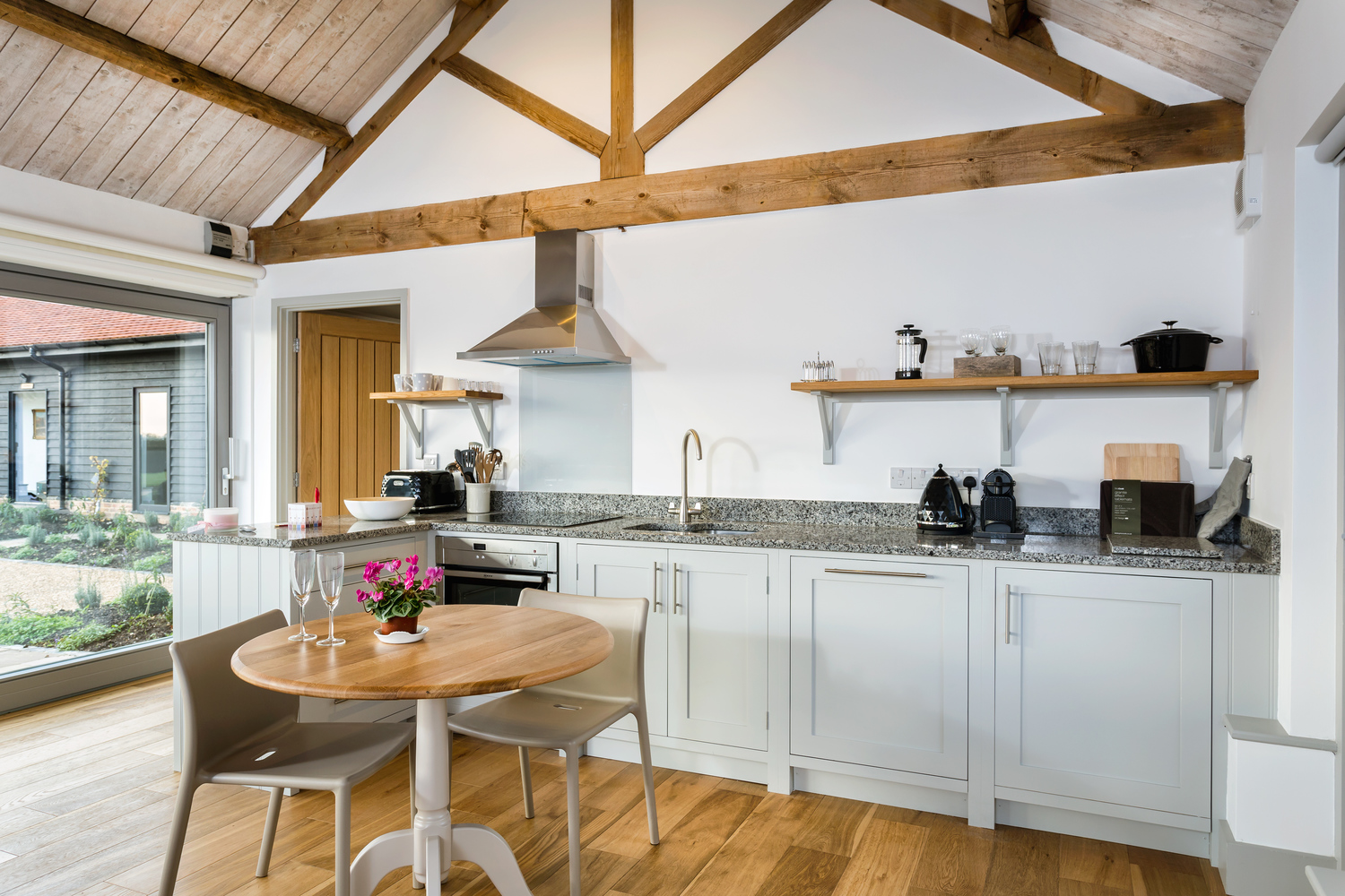 The Vineyard - Lordship's Barns - Kitchen