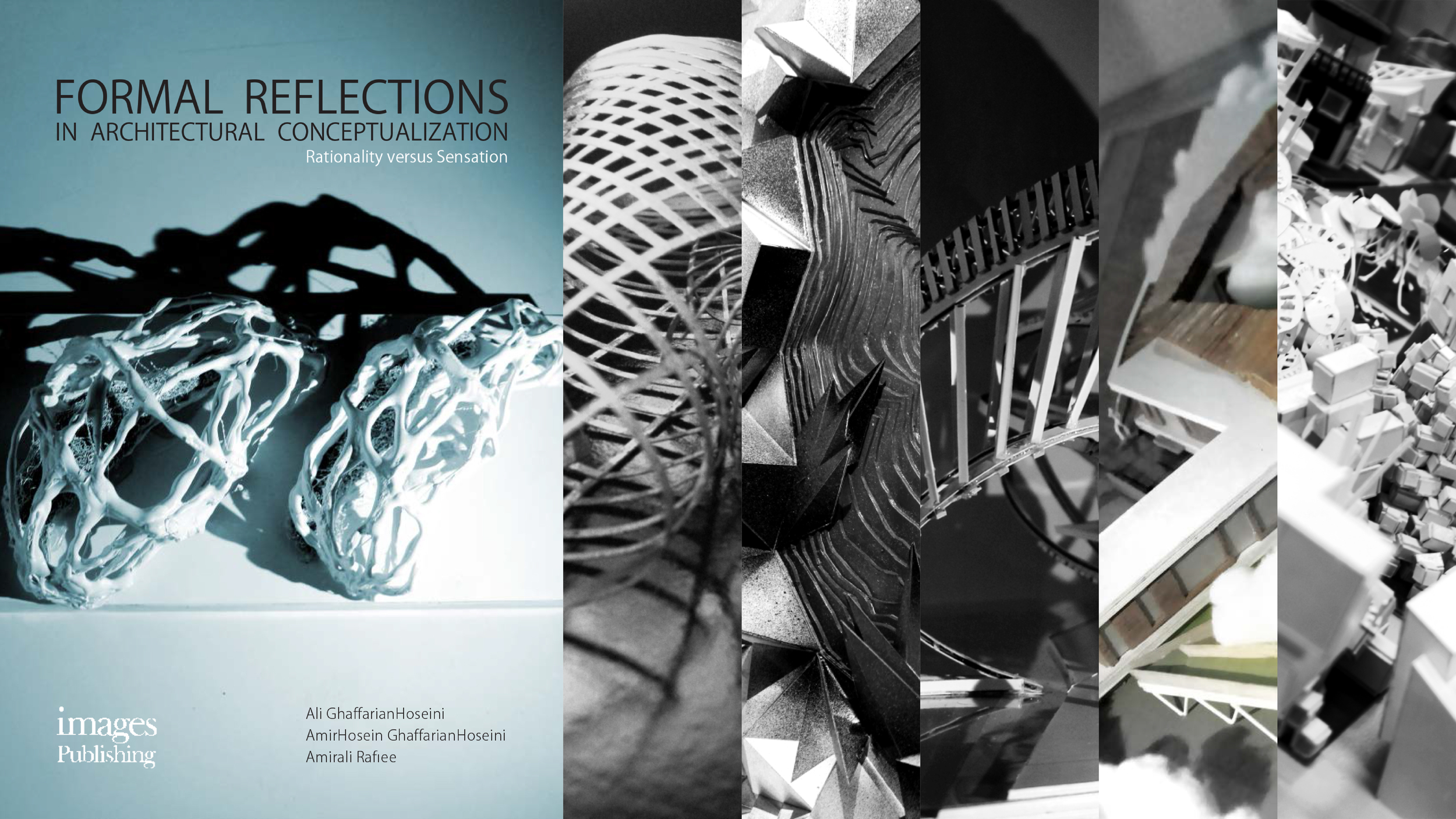 Formal Reflections   in Architectural Conceptualization  Rationality v Sensation    This title embraces philosophical theories behind architect-designed conceptualization, and how the potential arises for the generation of further innovative  ideas  . Featuring chapters on Architectural Design as a Way of Thinking, Conceptualization, Design Progression, Form, Function & Order: Conceptual Thinking, Conceptualization in the Design Process, Design Development and Space Crafting.      Images Publishing  / Google Books  / Google Play