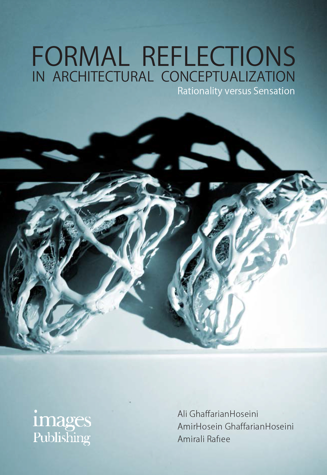 Formal Reflections    in Architectural Conceptualization  Rationality v Sensation   This title embraces philosophical theories behind architect-designed conceptualization, and how the potential arises for the generation of further innovativeideas. Featuring chapters on Architectural Design as a Way of Thinking, Conceptualization, Design Progression, Form, Function & Order: Conceptual Thinking, Conceptualization in the Design Process, Design Development and Space Crafting.     Images Publishing / Google Books / Google Play