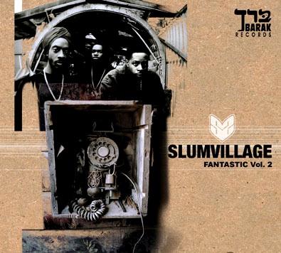 Slum Village -  Fantastic, Vol. 2  (2000)
