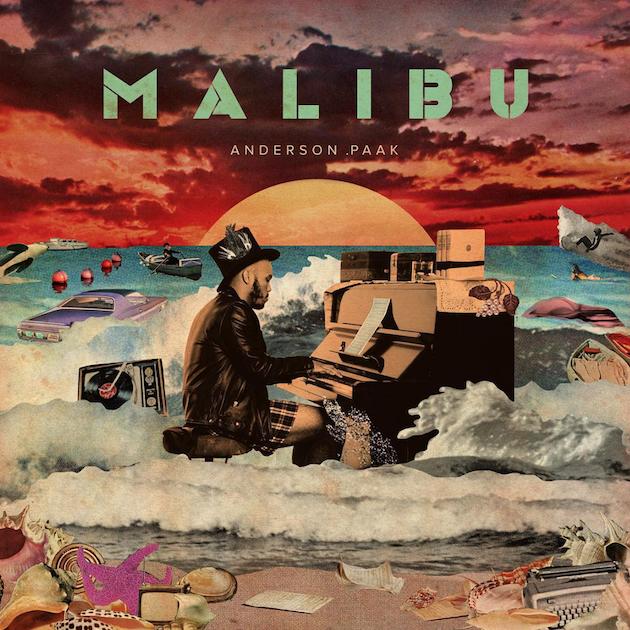 Anderson .Paak -   Malibu   (2016)