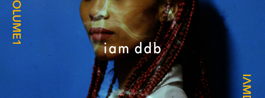 iam ddb iamddb leaned out album ep rb hip hop london female woman new