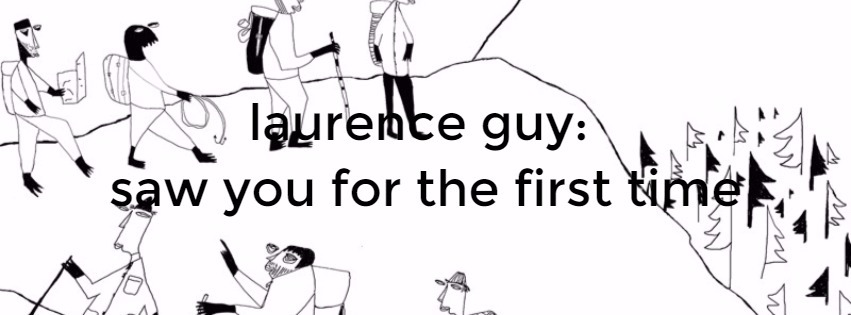 laurence guy saw you for the first time church electronic deep house lo-fi jazz