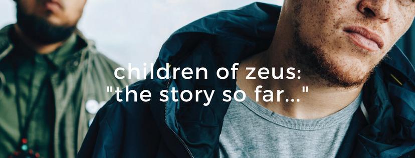 children of zeus story so far still standing new album ep nts london uk hip hop r&b neo soul music