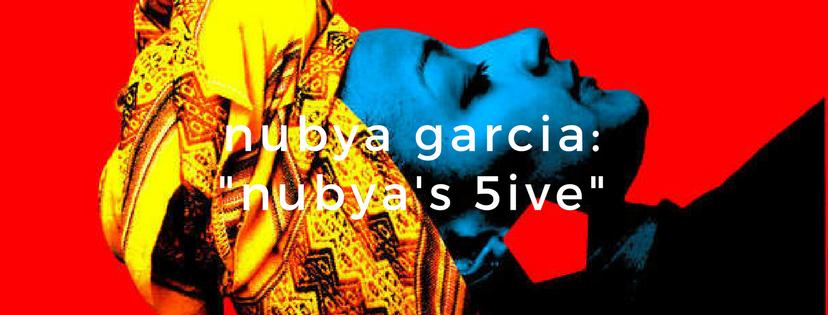 nubya garcia nubya's 5 jazz london south.png