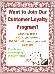 Loyalty-Flyer