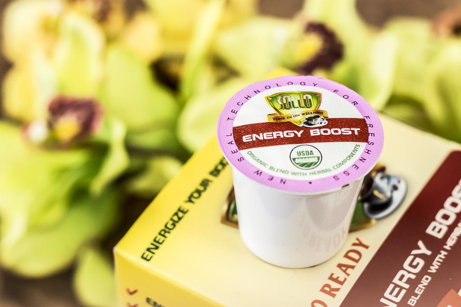 Solo Energy Boost Tea