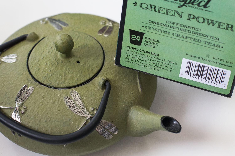 green tea edmonton