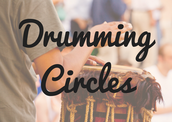 Drumming Circles Perth