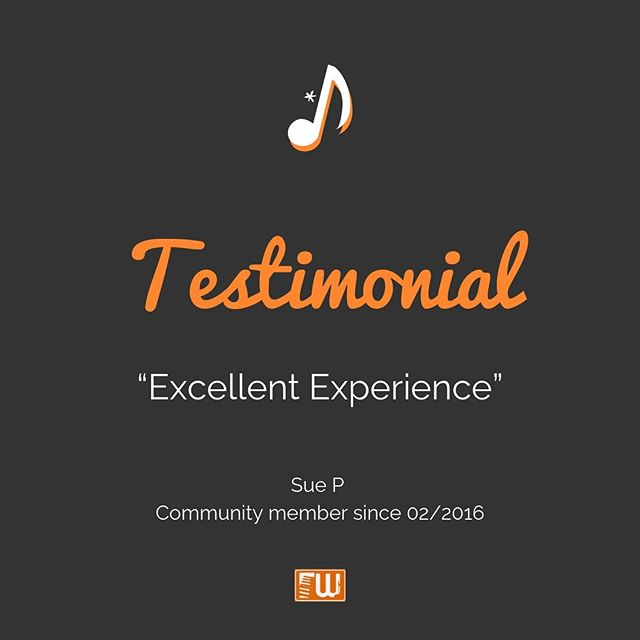 """Our experience with WCMS has been excellent - it's exactly what Cassiana needs from the experience!"" - Sue P 🎵"