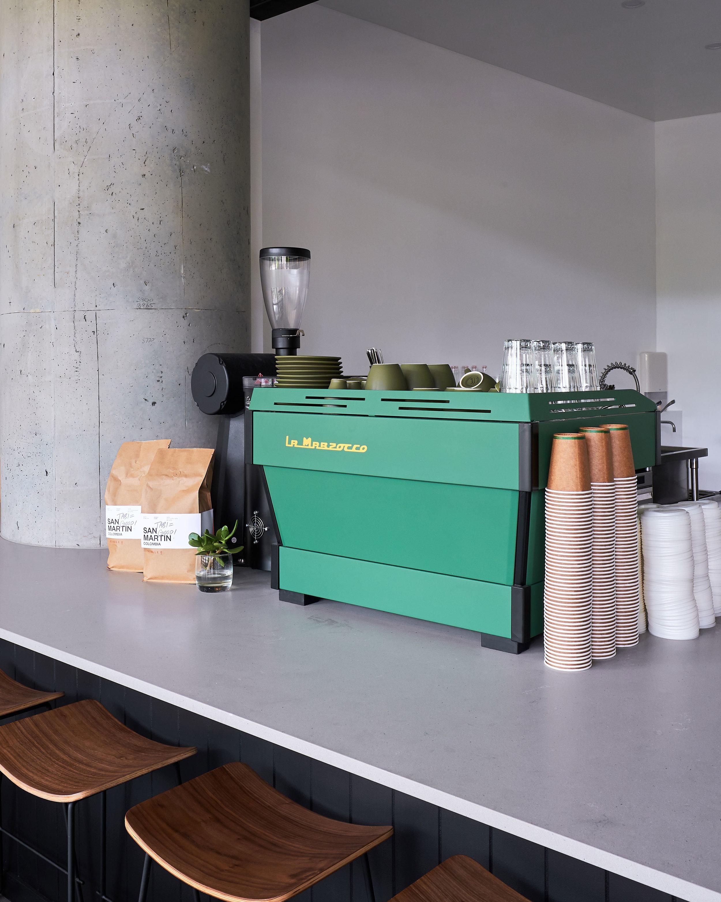 Woodsters Kaldi Coffee