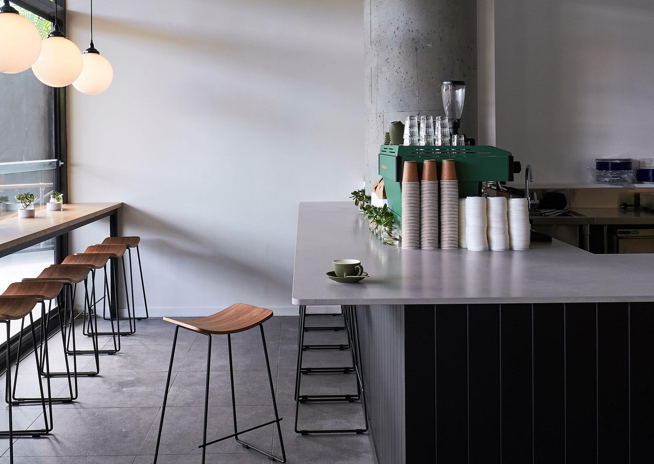 Kaldi Cafe + Bar