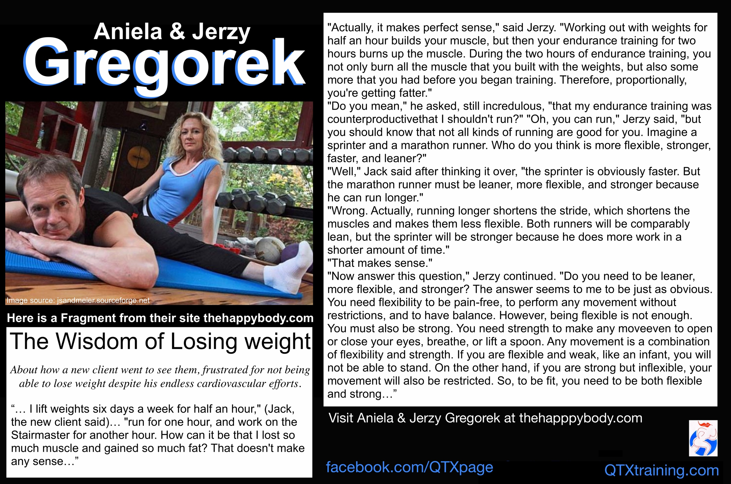 Quote Jerzy gregorek about weightloss.jpeg