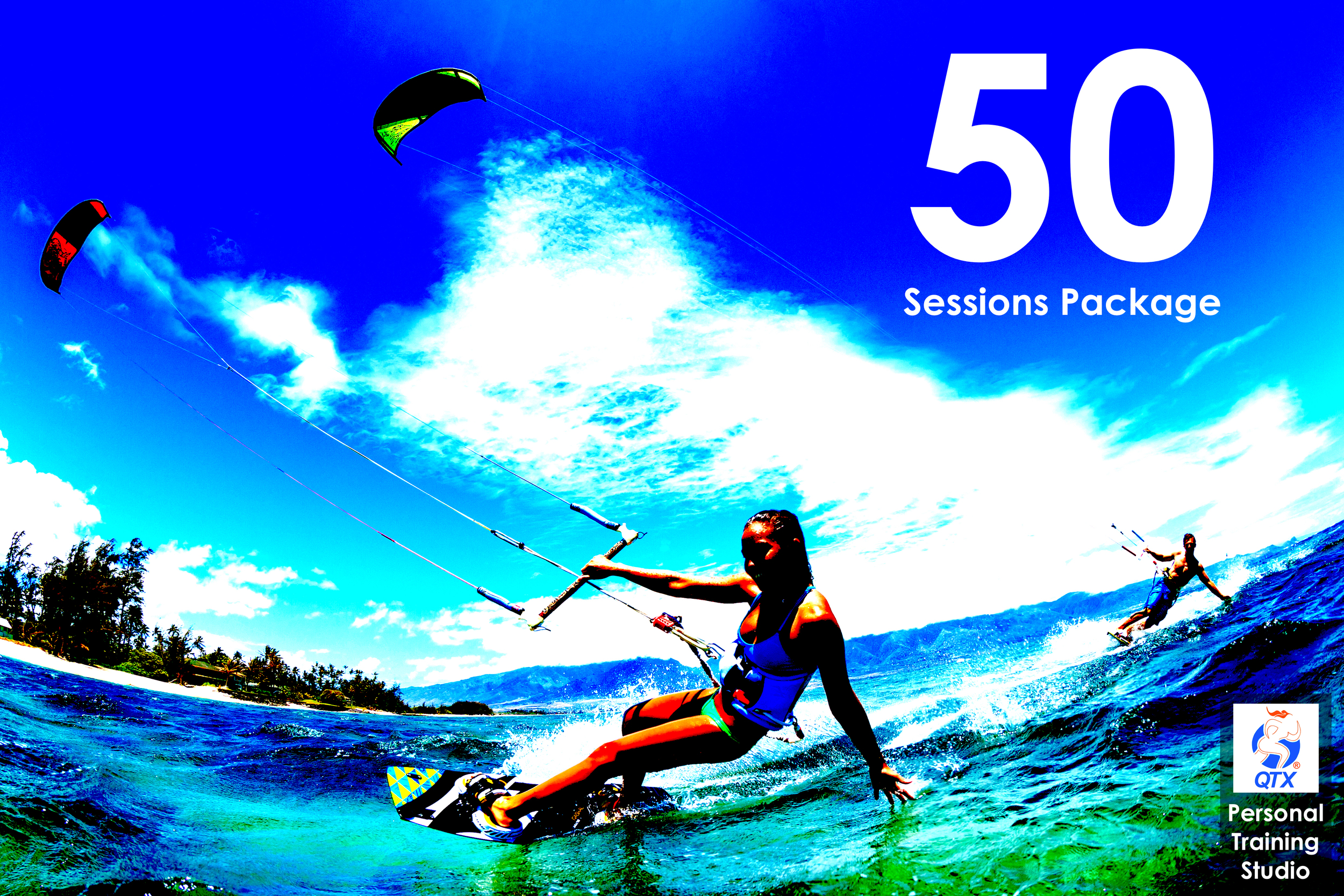 surf 50 sessions package