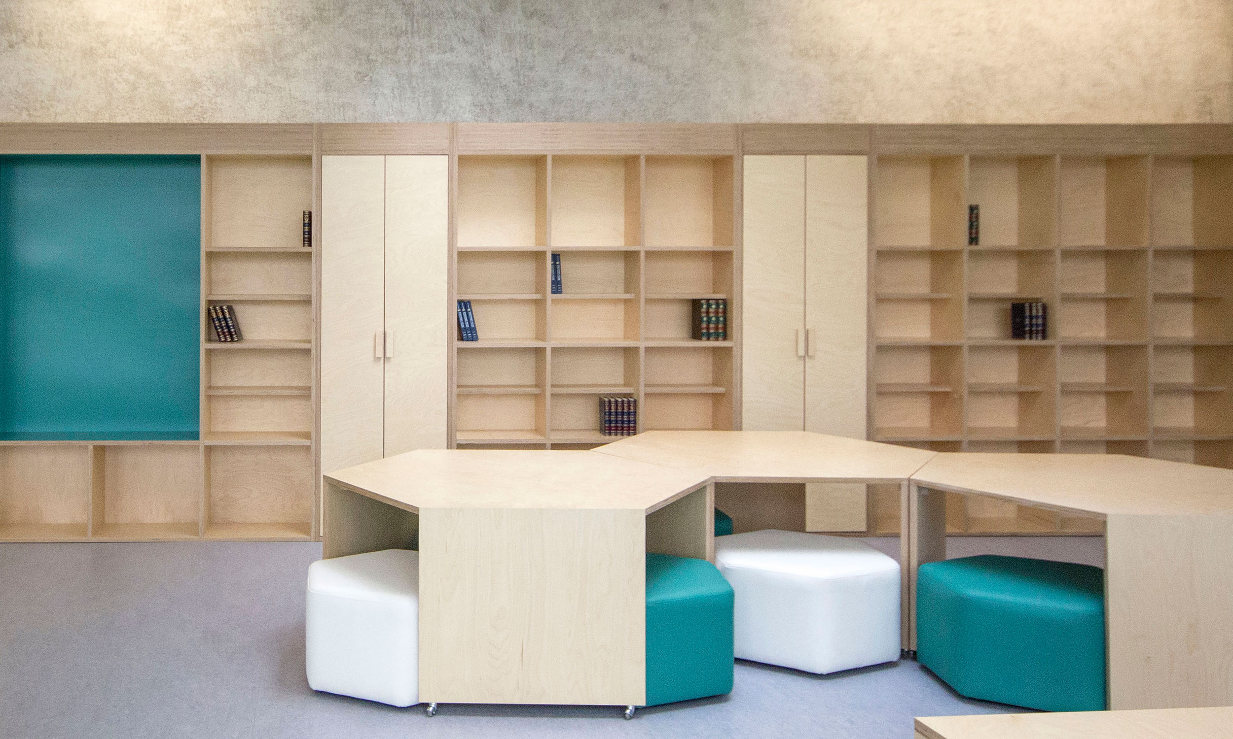 Библиотека блока А