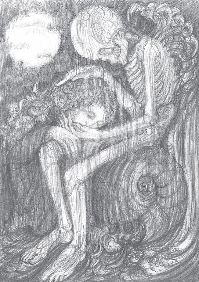 Офлелия (Нежные прикосновения)