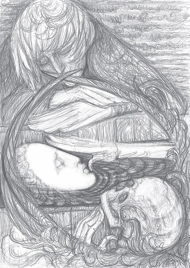 Офелия (Прощание)