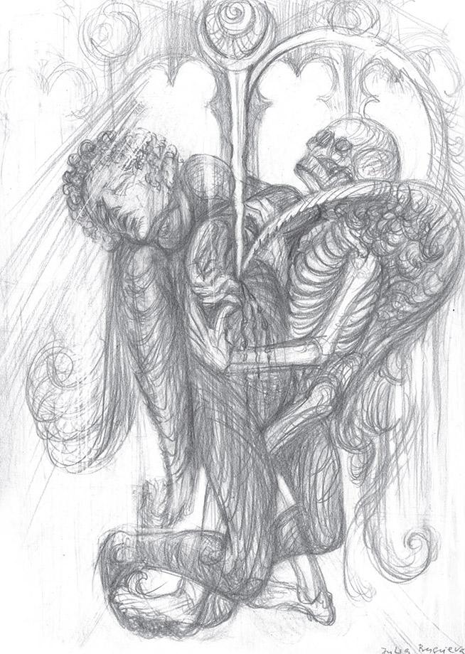Лаэрт (Танец в Эльсиноре) (фрагмент)
