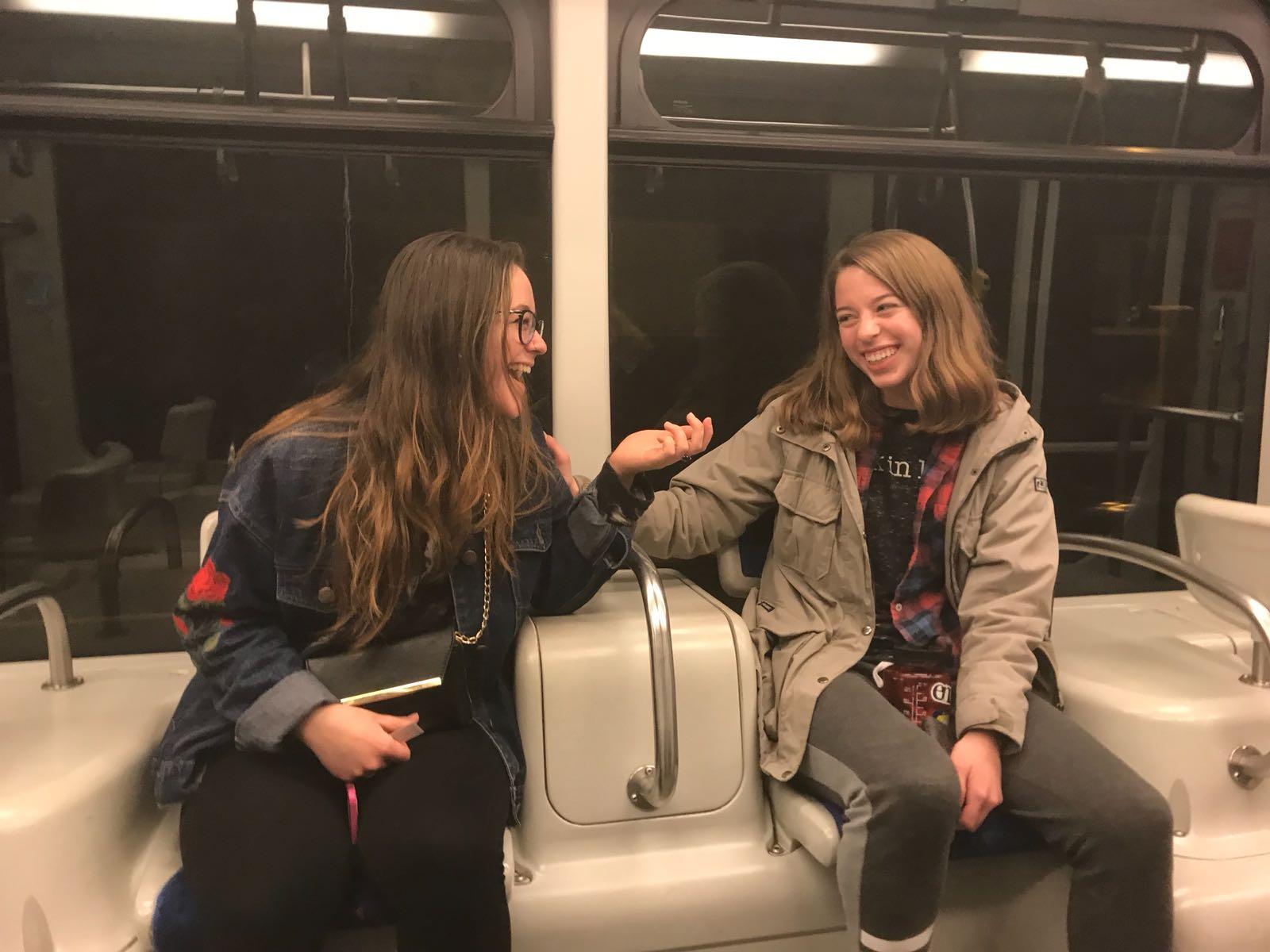 Getting into the rhythms of Zagreb: trams!