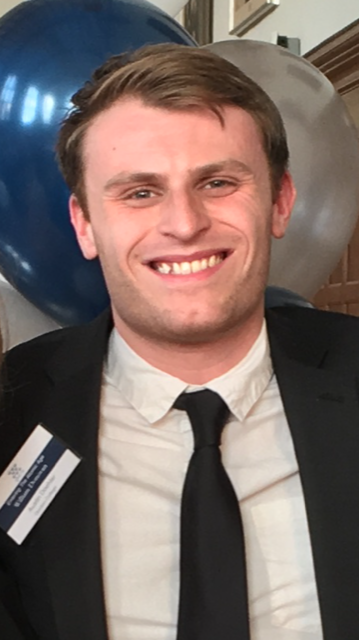 Austin Doehler, Fall 2015