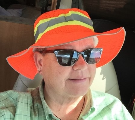My Safety Hat!